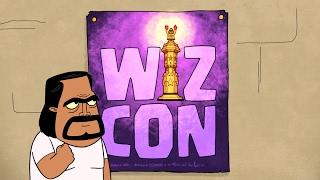 Clash-A-Rama! The Series: Wiz Con! (Season Finale)