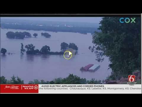 Evacuation Warning/Webbers Falls/Dam Failure.