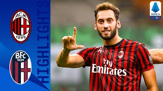 Milan 5-1 Bologna | Five Different Players Score For Milan! | Serie A TIM
