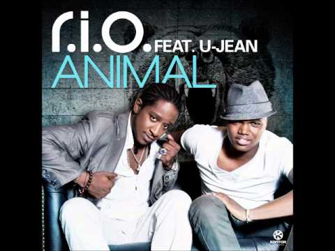 R.I.O. Feat. U-Jean - Animal [Official Music]