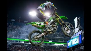 Dirt Shark- 2019 Nashville Supercross