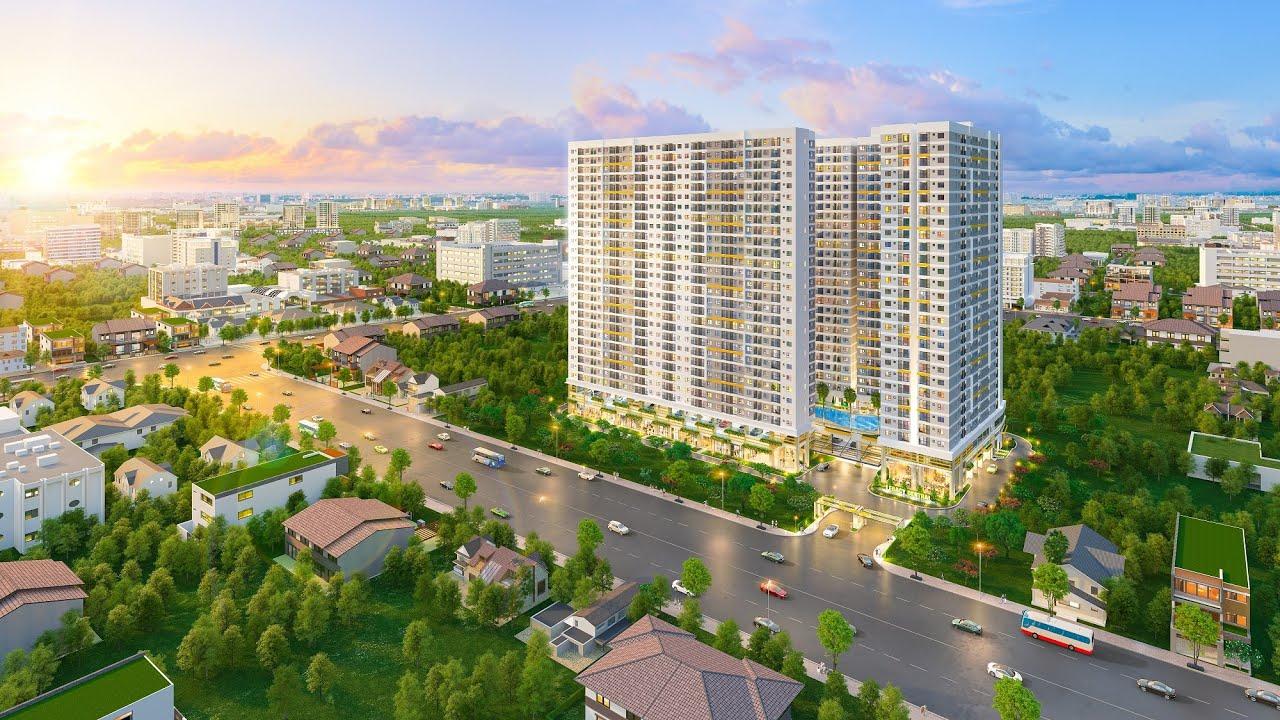Căn hộ Thuận An liền kề Vsip 1 - chỉ 198 triệu là sở hữu ngay, ngân hàng OCB hỗ trợ 70% video