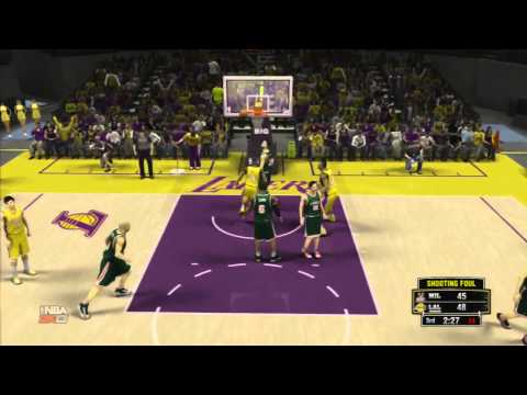 NBA 2K13 Myteam I David Robinson Cannot Be Stopped!!! I New ...