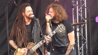 Dopethrone + guest - Scum Fuck Blues - Live Motocultor 2015