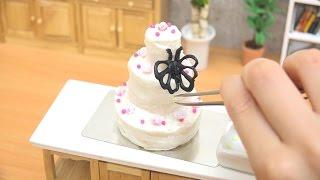 MiniFood cake 食べれるミニチュアケーキ