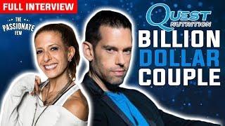 TOM BILYEU & LISA: How To Find Your Life Partner & Build A $1 Billion Empire! (MUST WATCH INTERVIEW)