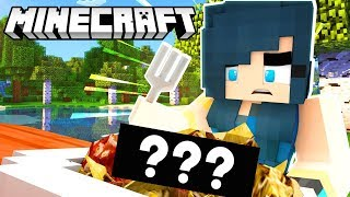 FIRST NIGHT! DO WE REALLY HAVE TO EAT THAT!? | Krewcraft Minecraft Survival | Episode 1