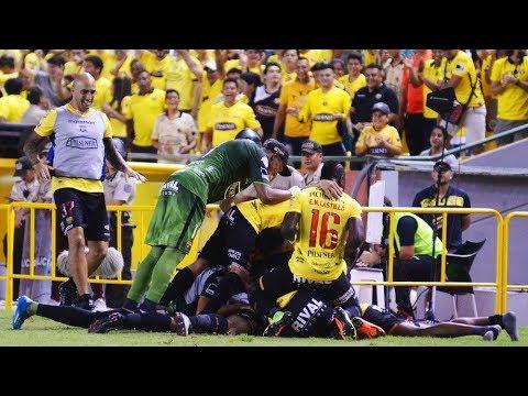 Barcelona Guayaquil vs Deportivo Cuenca