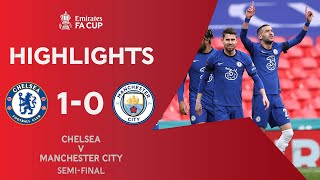 Ziyech Books Final Spot For Blues   Chelsea 1-0 Manchester City   Emirates FA Cup 2020-21