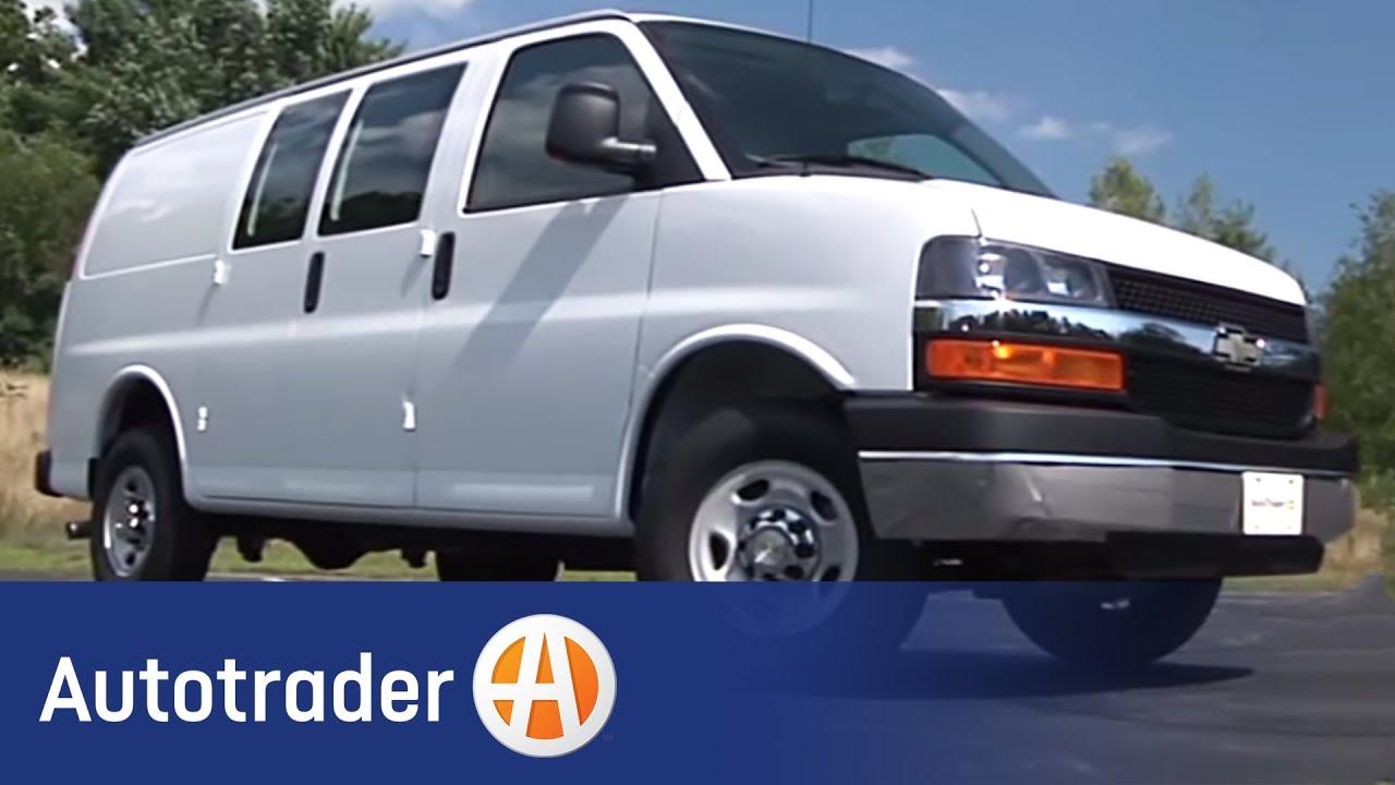 2012 Chevrolet Express - Van | New Car Review | AutoTrader ...