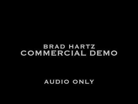 Brad Hartz Commercial Demo