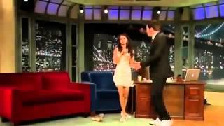 Selena Gomez Interview on Jimmy Fallon in 2011 :) love you selena