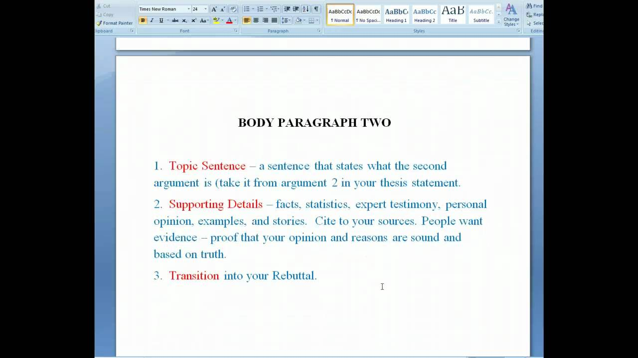 What are the Components of Research Paper? | blogger.com