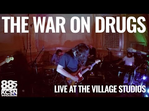 The War on Drugs || 885 Live @ The Village Studios || FULL SHOW