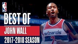 Best of John Wall | 2018 NBA Season