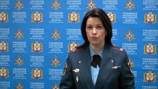 Сотрудники МЧС России спасли на пожаре 12 человек