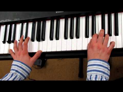 ERES TODOPODEROSO (Bm) Piano 3