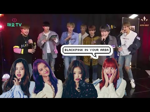 (Part 19) K-Idols Dancing and Singing to BLACKPINK Songs
