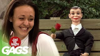 The CREEPIEST Pranks Ever!