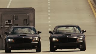 Fast Five Stealing The Vault Scene