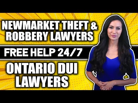 Newmarket Theft Lawyers and Markham Fraud Lawyers Offer Free Consultations to Avoid Jail Time and Criminal Record