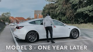 12 Months Later: My Tesla Model 3 Long Term Review