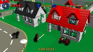LEGO Star Wars: The Complete Saga - Cantina Bonus #5 - LEGO City (Million Stud Challenge)