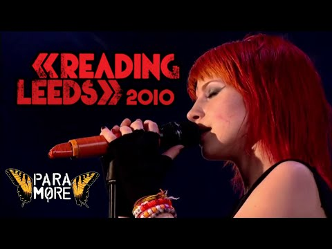 Paramore - Reading & Leeds Festival 2010 (Full Show) HD