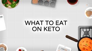Keto Cooking: Keto Food List