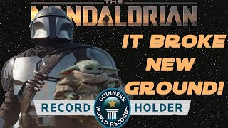 Star Wars The Mandalorian Just BROKE An Unbelievable Record!