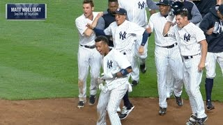 4/28/17: Holliday delivers a walk-off three-run homer
