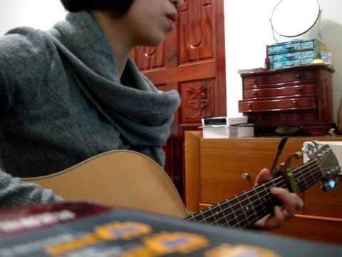 田馥甄my love吉他彈唱
