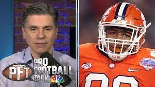 New York Giants' draft hinges on Daniel Jones succeeding | Pro Football Talk | NBC Sports