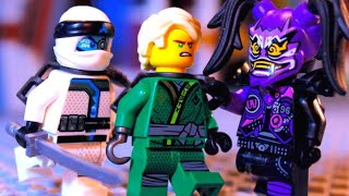 LEGO Ninjago The Sons of Garmadon EPISODE 4 - The CHASE! (Part 1)