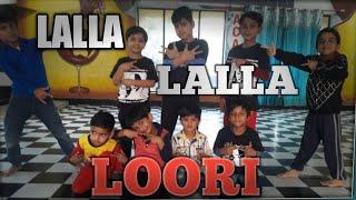 Lalla Lalla Lori Best Dance For Children In Children Day Special Choreographer By Saurabh