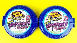 Hubba Bubba Bubble Tape Mystery Flavour | Gum & Candy Surprise Unboxing | Yay! Toy Unboxing