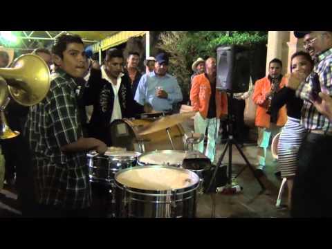 Tarolero loco en la Feria Enrique Estrada