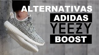 "Alternativas a las ""Adidas Yeezy Boost"" de Kanye West 