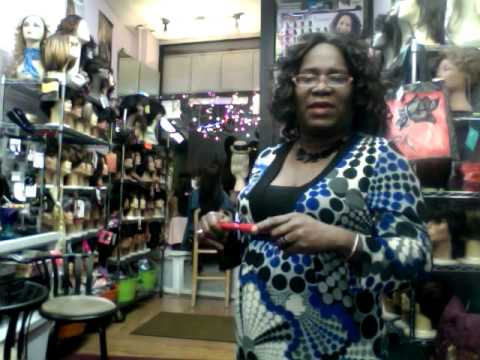 Marlon by Mishoe Wig Boutique Black Owned Business in New Jersey