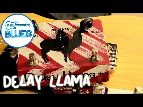 JAM Pedals Delay Llama +