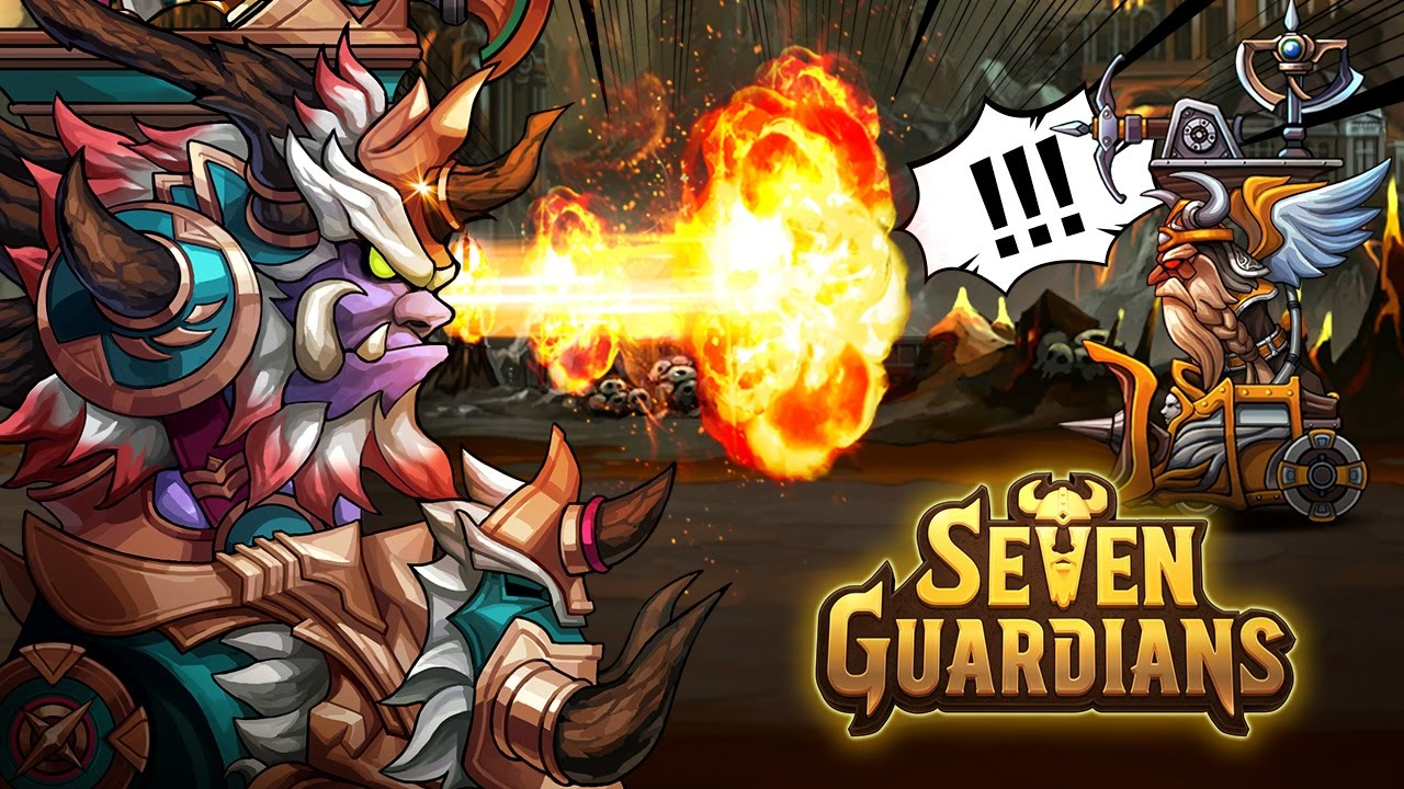 Играй Seven Guardians На ПК 1