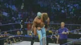 Rey Mysterio vs JBL WWE Championship Series P2