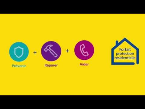 Aviva lance le Forfait protection résidentielle, une solution rentable et à valeur ajoutée pour les Canadiens (Prévenir + Réparer + Aider = Forfait protection résidentielle)
