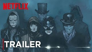 The Magic Order   Trailer [HD]   Netflix