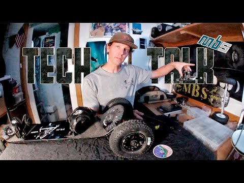 Tech Talk Episode 3 - Why the Matrix II trucks are so good?
