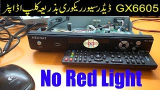 How to recover dead set top box,Ic flasher,RT809F ,Red light box