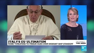 "Pope visits Ireland: ""the sense of betrayal is massive"""