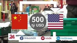 Cuộc chiến thương mại Mỹ - Trung Quốc liệu có thể tránh được? - Tin Tức VTV24