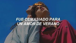 august - Taylor Swift || Elio & Oliver (Español)