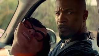 Baby Driver - Second car chasing scene